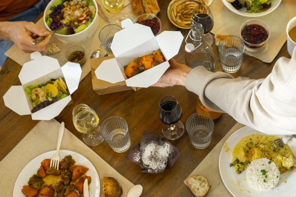 La popotte du jour-plats frais livres a Les Roches de Condrieu 3