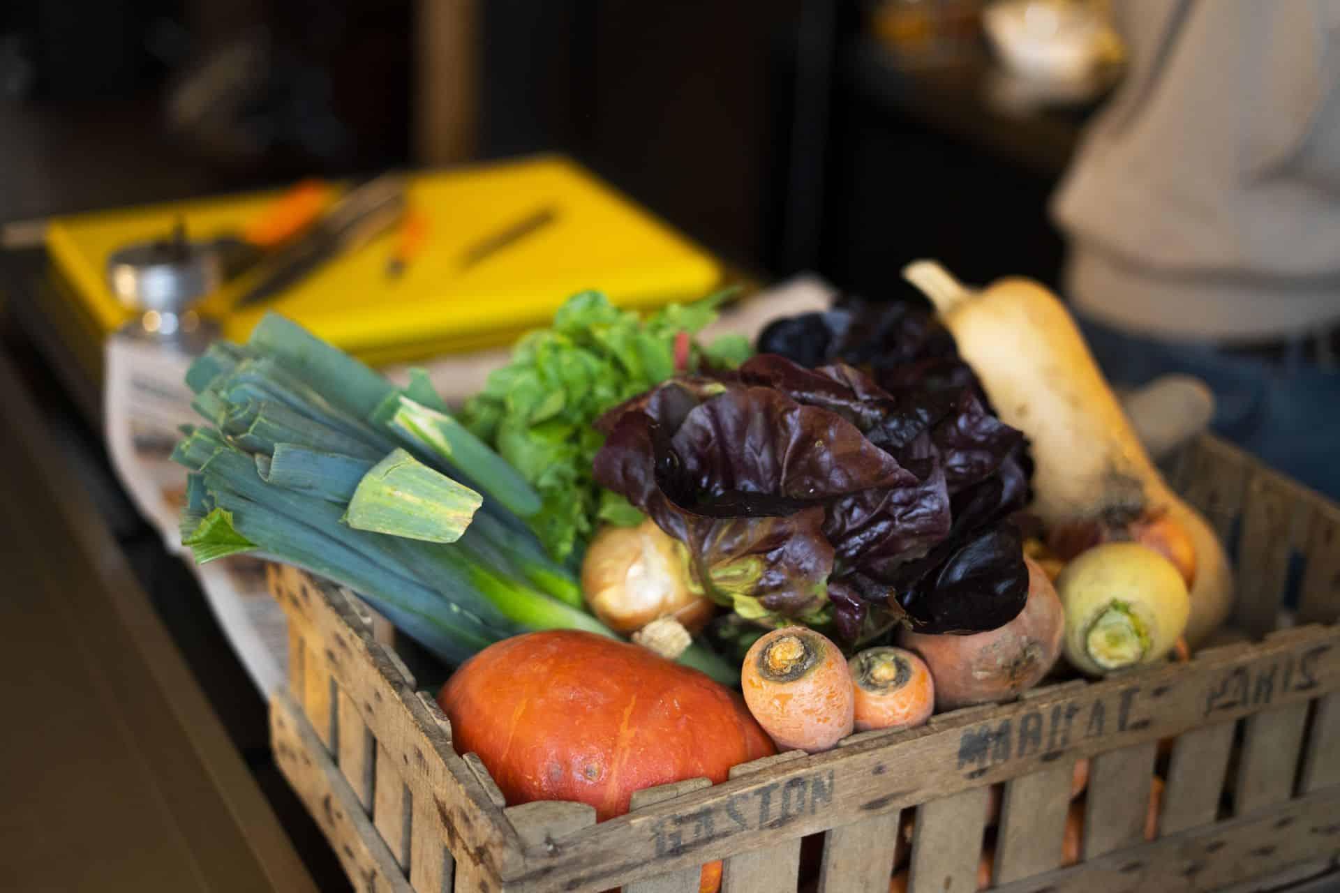 La popotte du jour-plats frais livres a Sainte Colombe