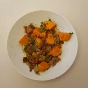 Tajine dagneau aux citrons confits et patates douces-La-popotte-du-jour-Condrieu (1)