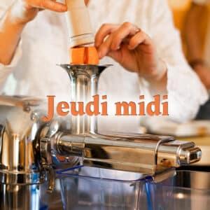 - Jeudi Midi