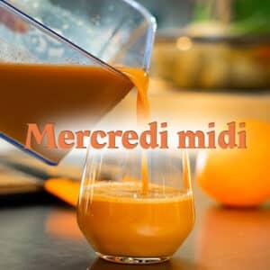- Mercredi Midi -