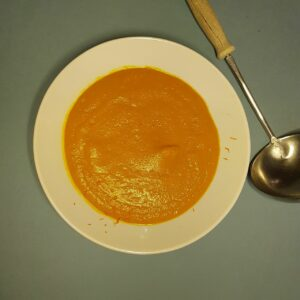 La-Popotte-du-jour-Creme de carottes Curuma et lait de coco (3)