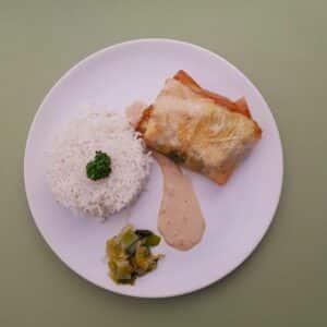 La-Popotte-du-jour- Croustillant de poisson emince de poireaux (1)