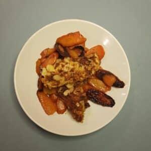 La-Popotte-du-jour-Emincé de poulet pane et carottes (3)