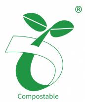 La popotte du Jour Logo Compostable